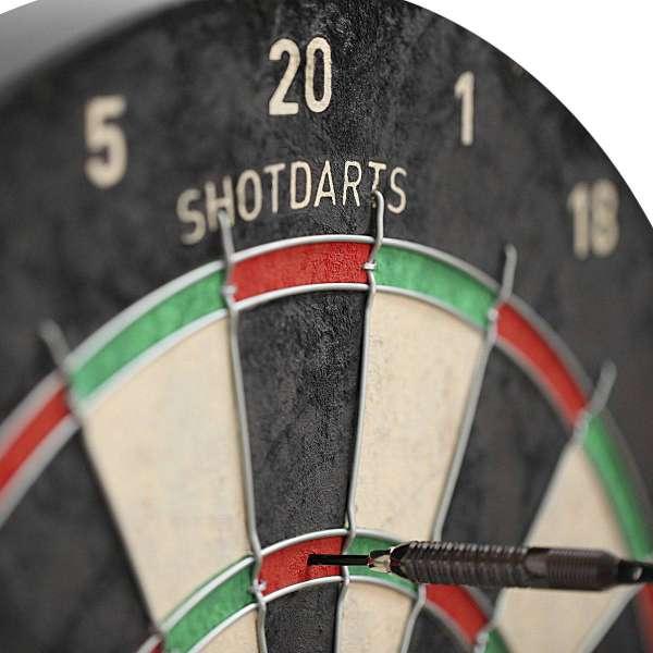 Shot! - Rogue Dartboard