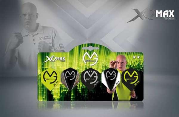 XQ Max - Michael van Gerwen - Geschenkset