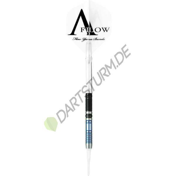 Dynasty - A-Flow Crystal Line - Aqua Spear - Softdart