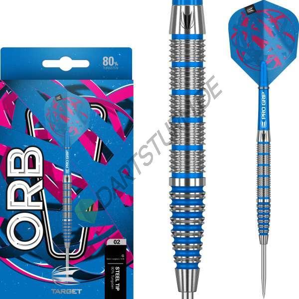 Target - Orb 02 - Steeldart