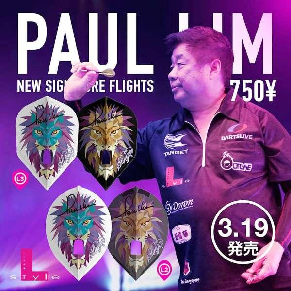 L-Style - Champagne Flight - Paul Lim - Teardrop
