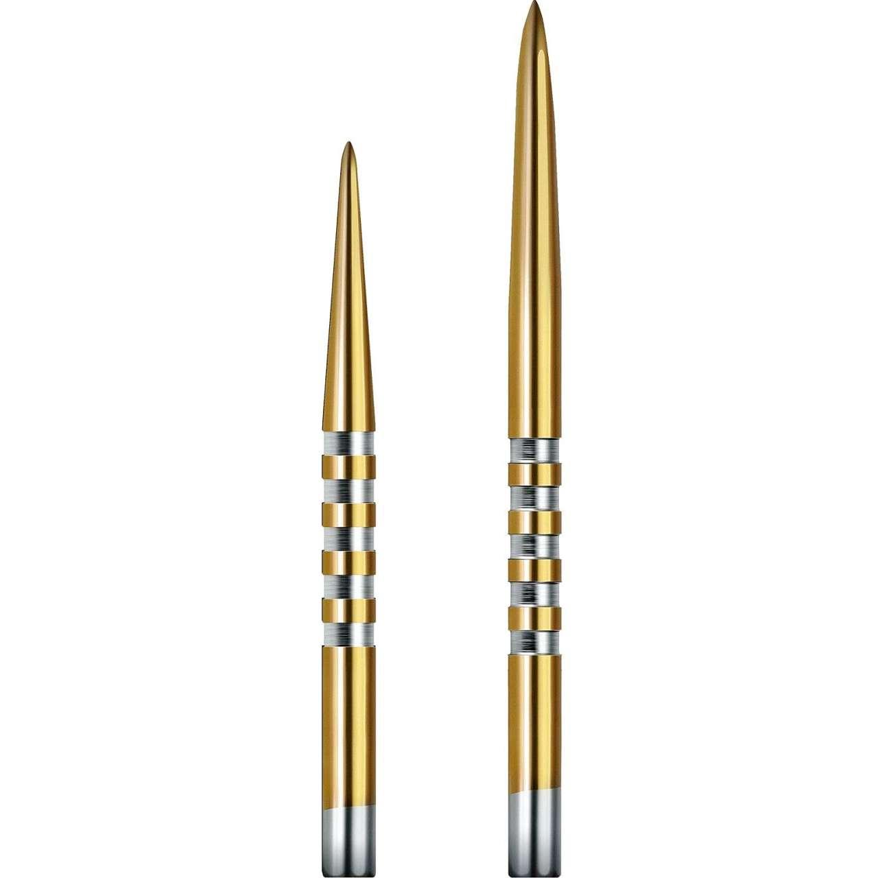 DartSturm.de - CD Grip Point - MK2 - Gold