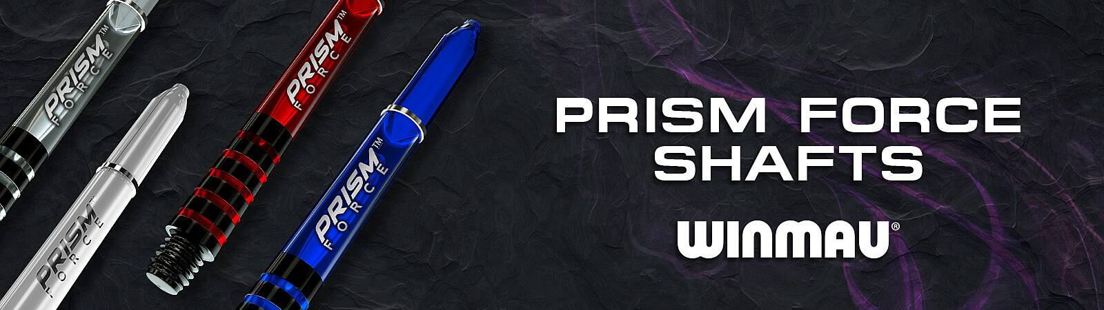 Winmau Prism Force Shafts