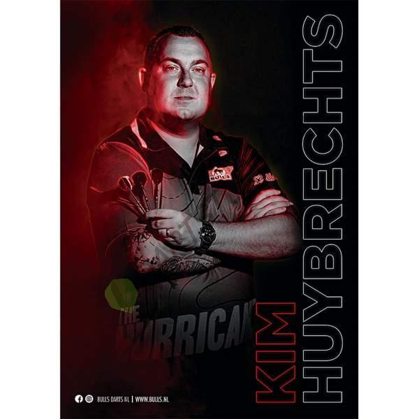 Bull's NL - Kim Huybrechts 2021 A3 Poster