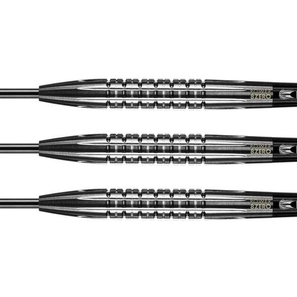 Target - Phil Taylor Power 8zero Black Titanium Typ A - Steeldart
